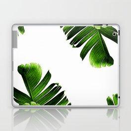 Green banana leaf Laptop & iPad Skin