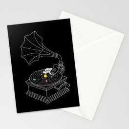 Star Track Stationery Cards