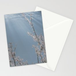 Breathing Underwater Stationery Cards