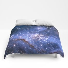 Small Magellanic Cloud Comforters