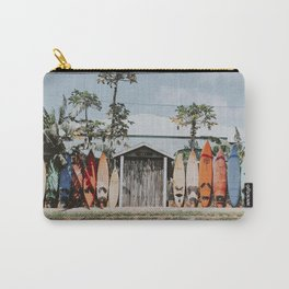 lets surf vi / maui, hawaii Carry-All Pouch