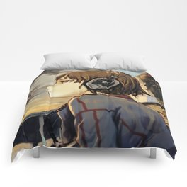 Serial Experiments Lain Comforters