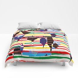 Dismissed Comforters
