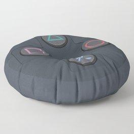 PlayStation - Buttons Floor Pillow