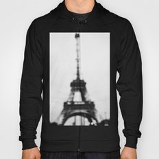 Eiffel out of focus Hoody