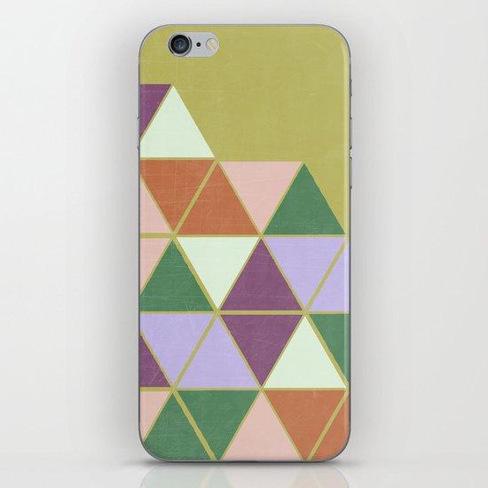 Hexaflexagon iPhone & iPod Skin