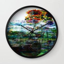 Ode of the Okapi Wall Clock