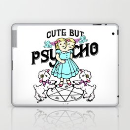 Cute But Psycho Laptop & iPad Skin