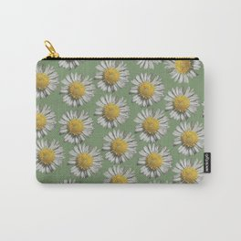 pastel daisy mania Carry-All Pouch