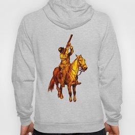 Horse Musket Soldier Hoody