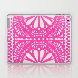 Fiesta de Flores Pink Laptop & iPad Skin