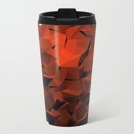 Polygon 10 Metal Travel Mug
