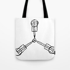Back to the Future - Flux Capacitor Tote Bag