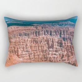 On the Mountain Top Rectangular Pillow