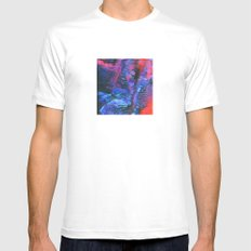 untitled MEDIUM White Mens Fitted Tee