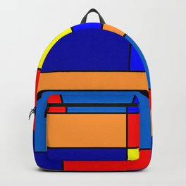 Mondrian #2 Backpack
