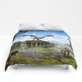 Dublin [Horizon Zero Dawn] Comforters