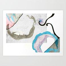 MRBL Art Print