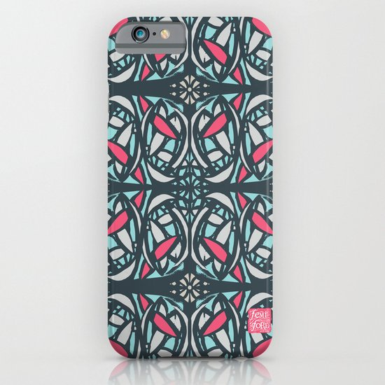 Stained Glass Tile iPhone & iPod Case