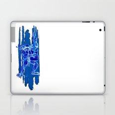 TMNT Rock: Leo Laptop & iPad Skin