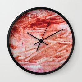 Pinky trap no. 2 Wall Clock