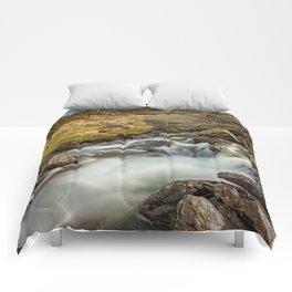 Tryfan Mountain north Wales Comforters