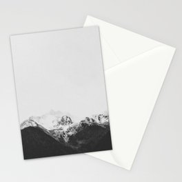THE MOUNTAINS XV / Austria Stationery Cards