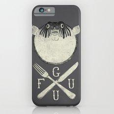 Eat me and/or Die! iPhone 6s Slim Case