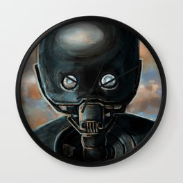 K2-SO Portrait Wall Clock