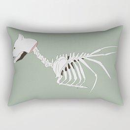Visually Tripping Rectangular Pillow