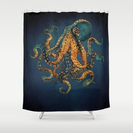 Underwater Dream IV Shower Curtain