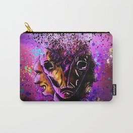 Split-Face Carry-All Pouch