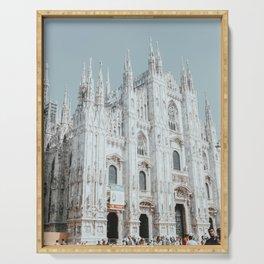 Duomo di Milano, I Serving Tray