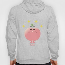 Happy Apple  Hoody