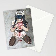 Brainssssss Stationery Cards