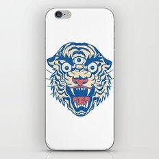 Third Eye Tiger Flash iPhone & iPod Skin