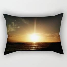 Sunset at Tenerife Rectangular Pillow