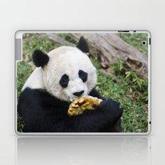 Panda Likes Laptop & iPad Skin