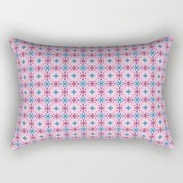 Pysanky pink Rectangular Pillow