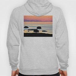 Painted Seas at Dusk Hoody