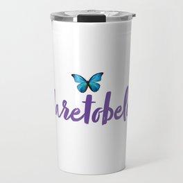 #daretobelove Travel Mug