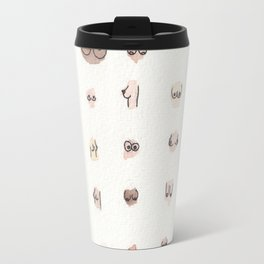 boobs Travel Mug