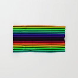 Spectrum - Rainbow Stripes - Colorful - Manafold Art Hand & Bath Towel