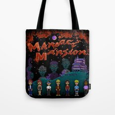 Mansion Maniacs Tote Bag