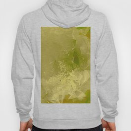 Cactus Orchid Light Green Cubist Hoody