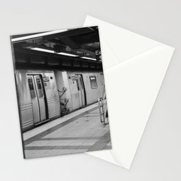 New York City metro, USA | City escape | Black and white Travel photography art print Art Print Stationery Cards