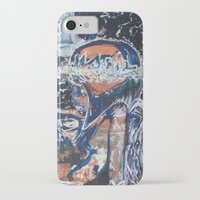 angels iPhone & iPod Cases featuring Angels by Prime Vice