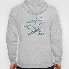 Outrigger Canoe Hoody