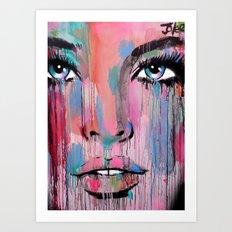 OPAL DREAMS Art Print