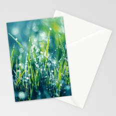 Morning Diamonds Stationery Cards